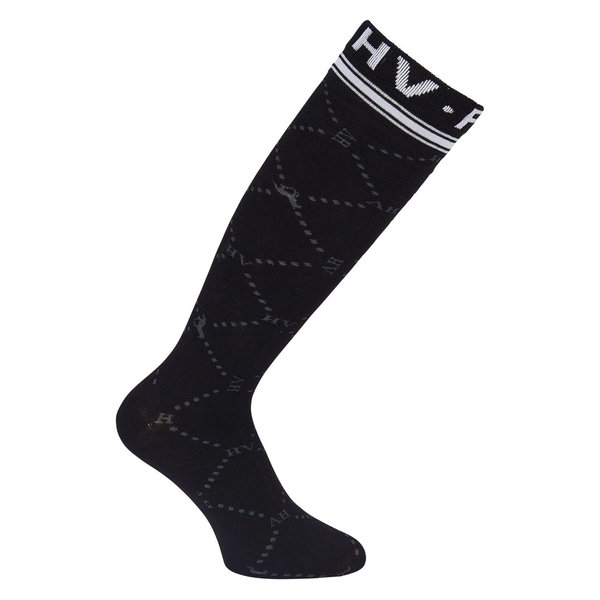 HV Polo Reitsocken Welmoed black