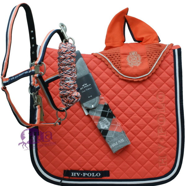 "Horsefashion Set orange ""Fruity orange"""